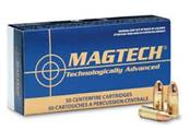 MAGTECH Ammunition 357 MAG 125GR FMJ